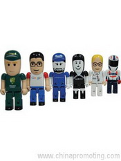 USB People - Customised images