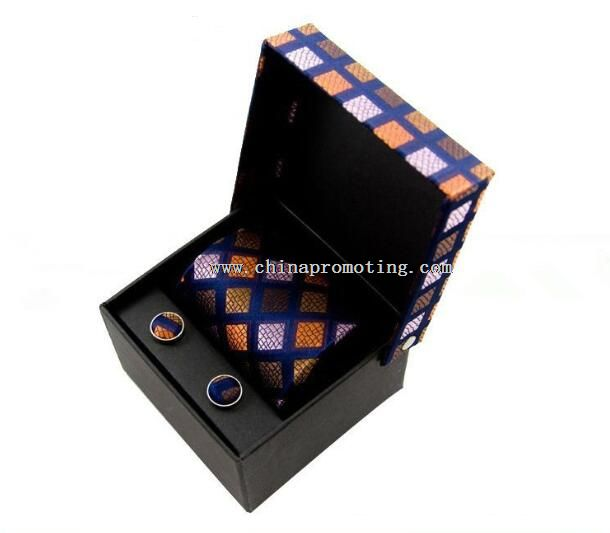Business Gift Use cufflink gift box