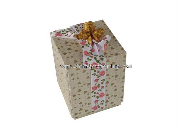 Chocolate Gift Box With Ribbon
