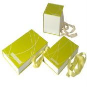 foldable save space ribbon closure paper box images