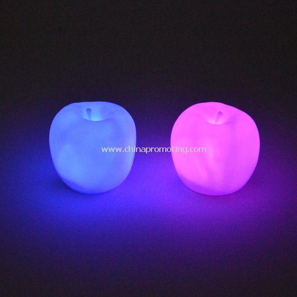 LED PVC Apple